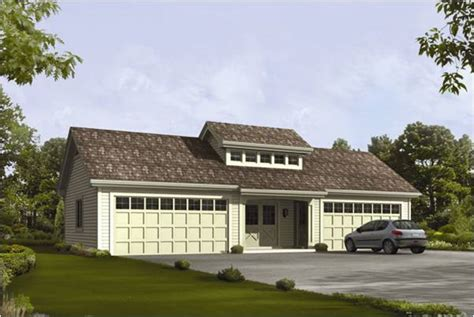 Four Car Garage Plans by Oceanview 4 Car Garage Plans