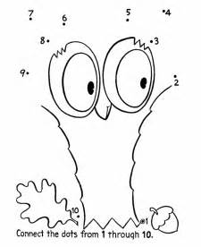 dot to dot coloring pages preschool dot to dot coloring pages az coloring pages