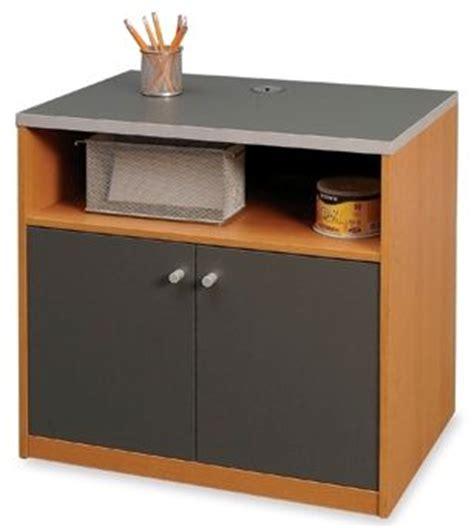 o sullivan office furniture o sullivan 11864 alder venetian slat storage