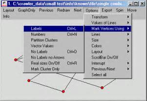 network layout kamada home page socscibot wlv ac uk