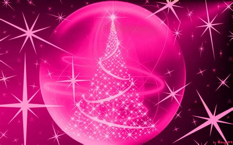 christmas lights in pink by mango84 on deviantart