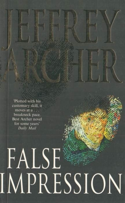 false impression series 1 false impression buy false impression by archer jeferey