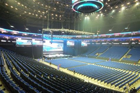 vera10 mercedes arena in shanghai