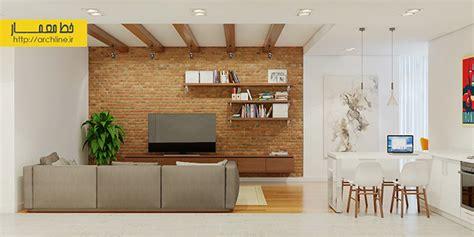 interior two simple ways for blasting accent wall ideas اتاق نشیمن مجموعه دکوراسیون ۵۰۰ اتاق نشیمن بخش 11 خط