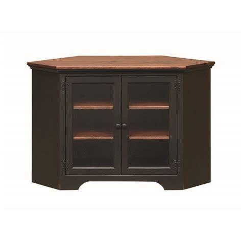 Solid Wood Dining Room Sets Pine Corner Tv Stand Amish Pine Corner Tv Stand
