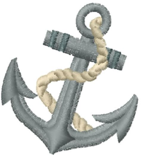 embroidery design anchor mead artworks embroidery design anchor 1 66 inches h x 1