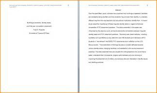 Apa Book Report Format What Does An Apa Style Paper Look Like 100 Original