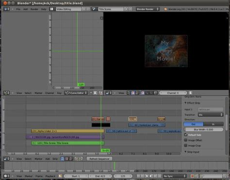tutorial video editing blender top 9 best free video editing software for mac os x in 2018
