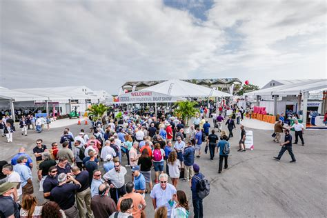 miami boat show display new amenities expanded displays international marketing