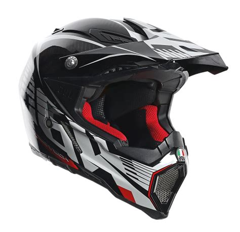 agv motocross helmet agv ax 8 carbon motocross mx helmet