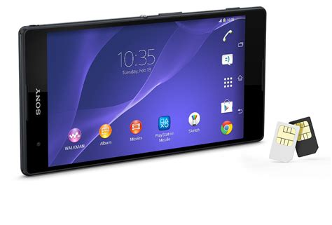 Hp Android Sony T2 Ultra xperia t2 ultra dual nouveau smartphone android sony xperia global