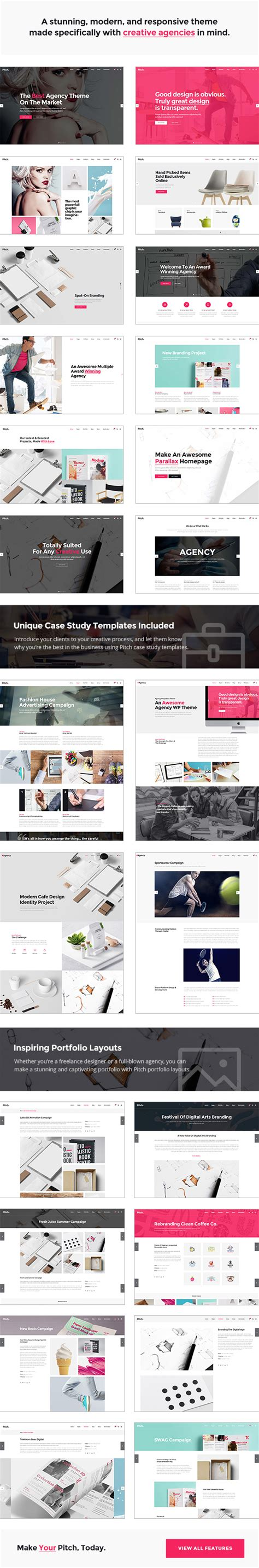 dta themes download center pitch a theme for freelancers and agencies portfolio