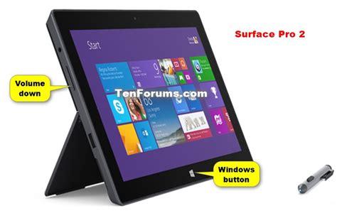 windows 10 surface tutorial take screenshot in windows 10 windows 10 tutorials