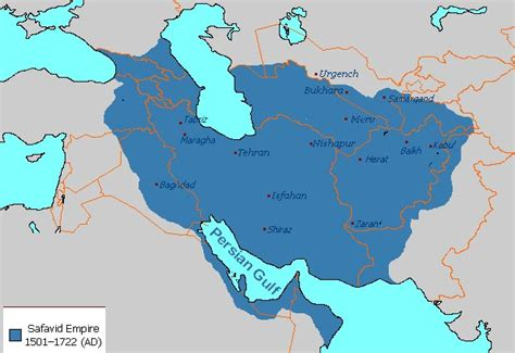 Ottoman Safavid Safavid Empire 1501 1722
