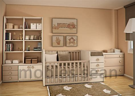 baby furniture and room decor ideas for small spaces