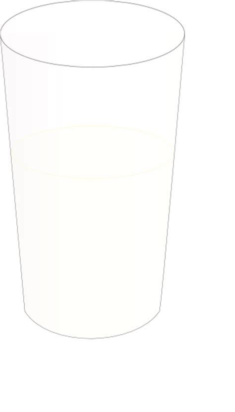 got milk template glass milk clip at clker vector clip