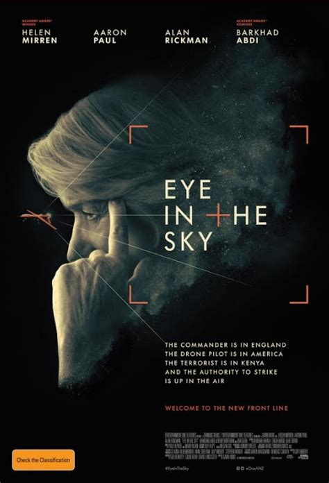 film bioskop eye in the sky movie poster for eye in the sky flicks co nz
