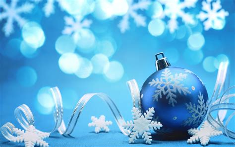 blue christmas wallpaper wallpapersafari