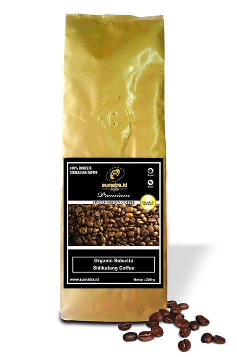 robusta coffee sumatra coffee