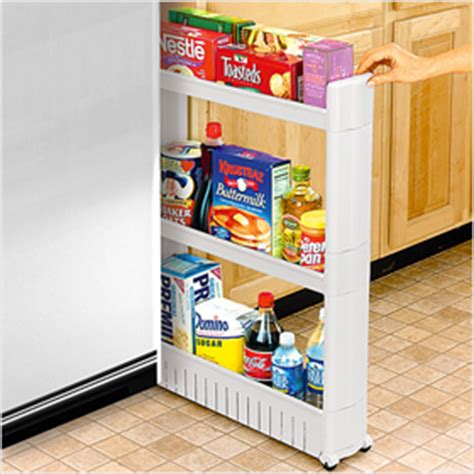 Slim Slide Out Pantry by 10 Must Products To Organize Your Kitchen