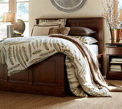 pottery barn bed set branford bed dresser sets pottery barn