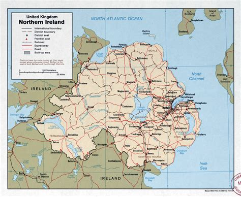map of northern europe with cities large scale political and administrative map of northern