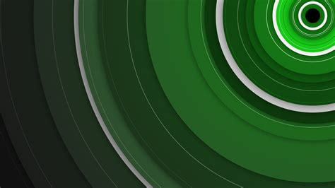 background themes xbox one x1bg circles greenfade martin crownover