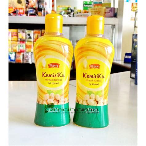 Minyak Kemiri Shopee kemiriku minyak rambut shopee indonesia