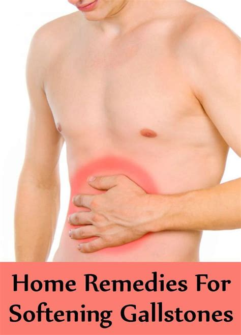 10 home remedies for softening gallstones