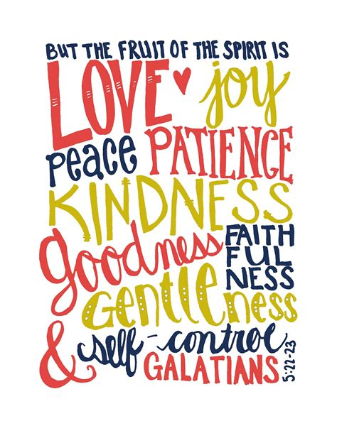 9 fruit of the spirit fruits of the spirit free printable my mothermode