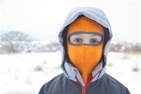 best balaclava for skiing make your own balaclava or ski type mask make it and