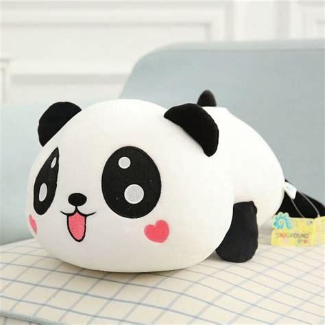 Panda Pillow by Panda Plush Doll Stuffed Animal Panda Pillow