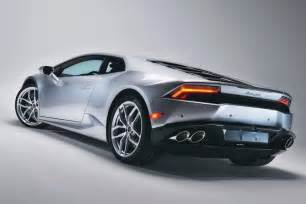 official lamborghini huracan released specs