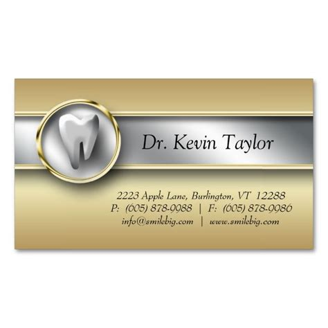 Dentist Business Card Template by 2017 Best Dental Dentist Business Cards Images On