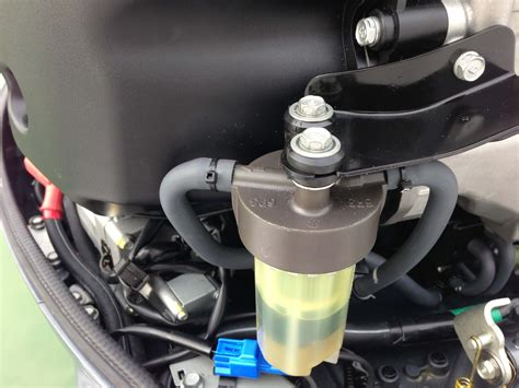 yamaha boat motor fuel filter yamaha f250 fuel filter fuel line replacement the