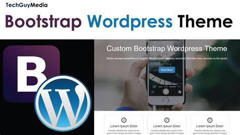 bootstrap themes youtube wordpress theme with bootstrap 4 main post loop youtube