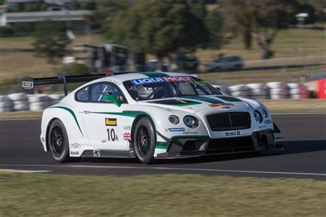 bentley bathurst gallery bentley continental gt3 at bathurst