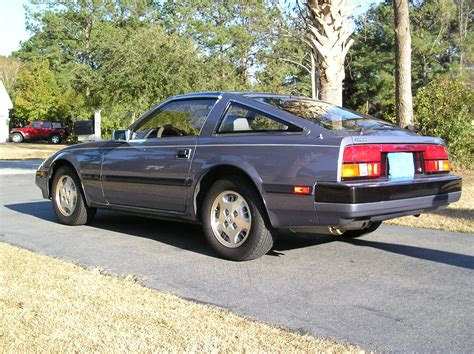 nissan datsun 1984 1984 nissan 300 zx turbo 2 2 related infomation