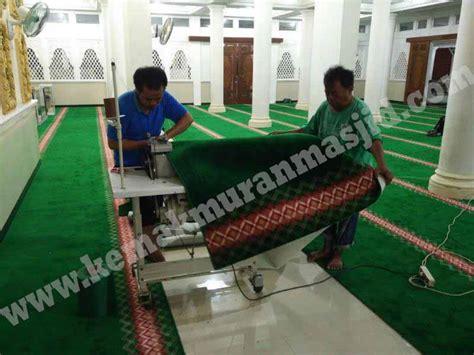 Karpet Masjid Meteran Di Surabaya grosir karpet masjid di jatiwaringin al husna pusat