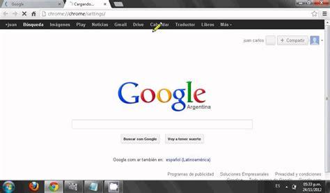 imagenes google mx como cambiar el idioma de google chrome youtube