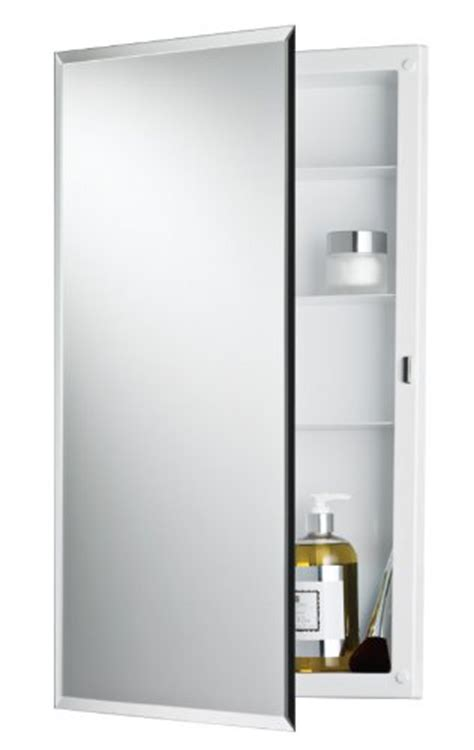 3 Inch Medicine Cabinet by Broan Nutone 781061 16 By 26 By 3 3 4 Inch Builder Series