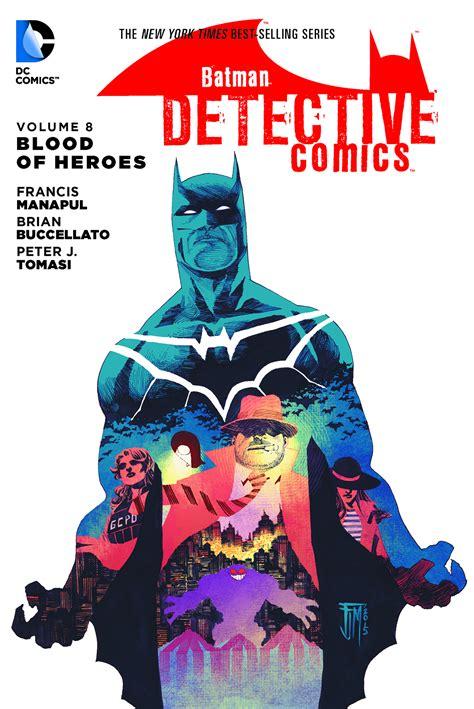detective comics tp aug160318 batman detective comics tp vol 08 blood of heroes previews world