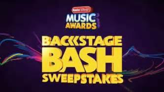 Radio Disney Music Awards Sweepstakes - radio disney music awards backstage bash sweepstakes tv spot vip status ispot tv