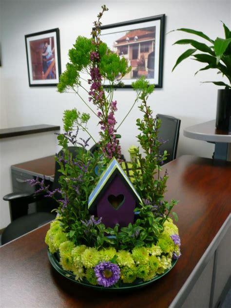 birdhouse centerpieces weddingbee