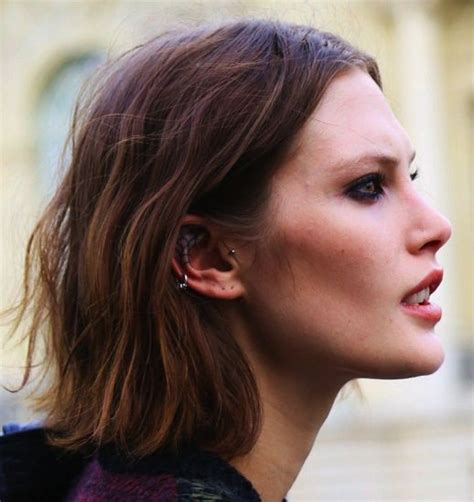 cat tattoo ear piercing prices le fashion blog catherine mcneil model style beauty hair