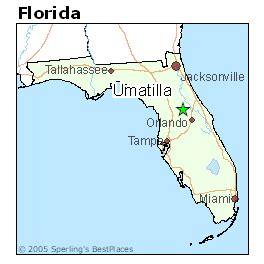 best places to live in umatilla florida