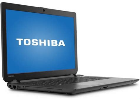 toshiba satellite c55d b5385 laptop gaming murah 4 jutaan layar besar