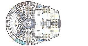 millenium falcon deck plans millennium falcon floor plan floor plan capacity