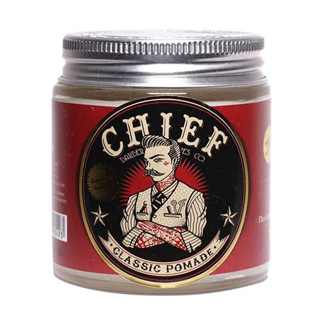 Pomade Chief Based jual chief pomade based minyak rambut 105 g