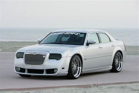 Chrysler 300 Side Skirt by Chrysler 300 Xenon Side Skirt